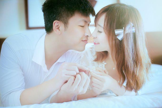Prewedding Butter & Nancy by Ricky-L Photo & Bridal  - 002