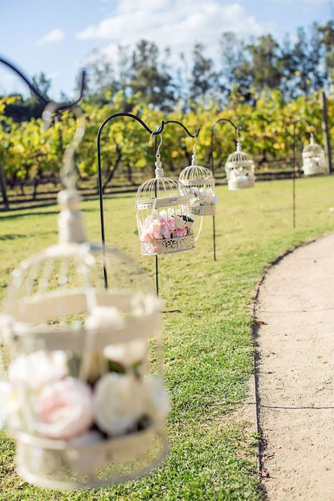 Vintage Vineyard Affair by Classique Event - 012