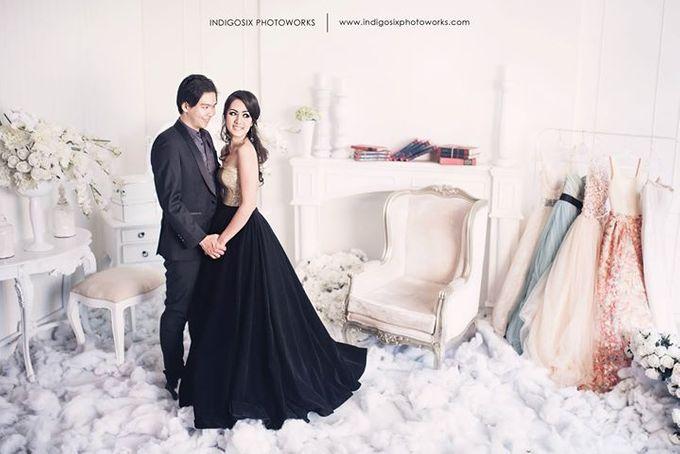 prewedding studio teaser by ricky and nina by VERONIKA VIDYANITA - 011