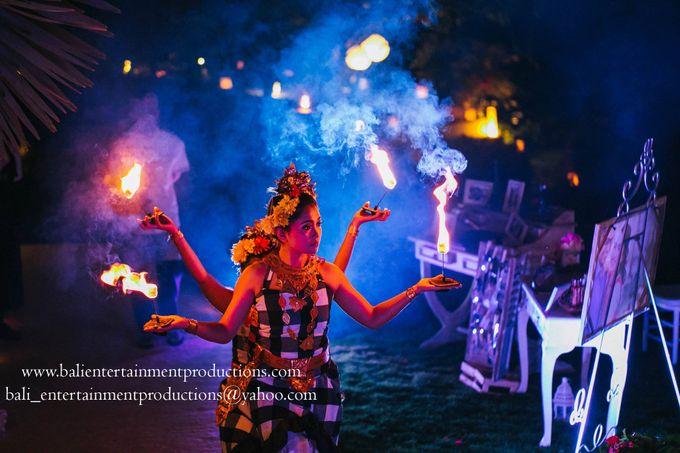 FIRE DANCE by Bali Wedding Entertainment - 004