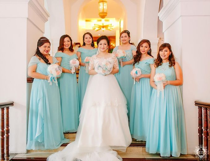 Tiffany Blue and Lace in Manila Hotel by Ruffa and Mike Photography - 012