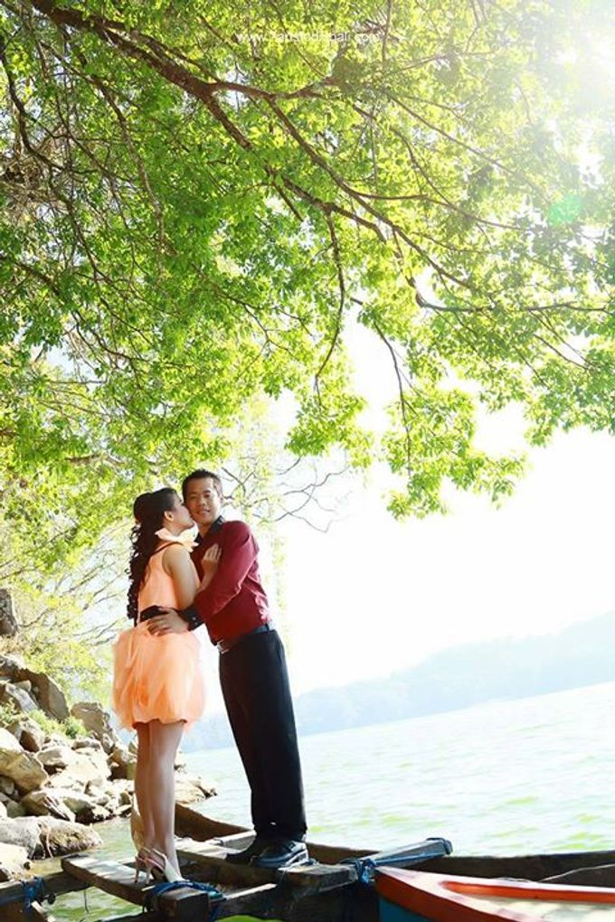 Hendry Linda Prewedding by 7 Arts Studio Bali - 006