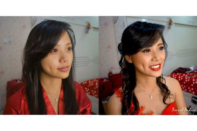 Before - After Makeup by Moisel Makeup - 041