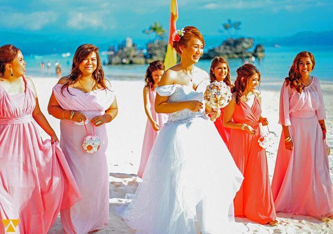 Mayk and Luningning  Boracay Wedding by WeCelebrate Studios - 015