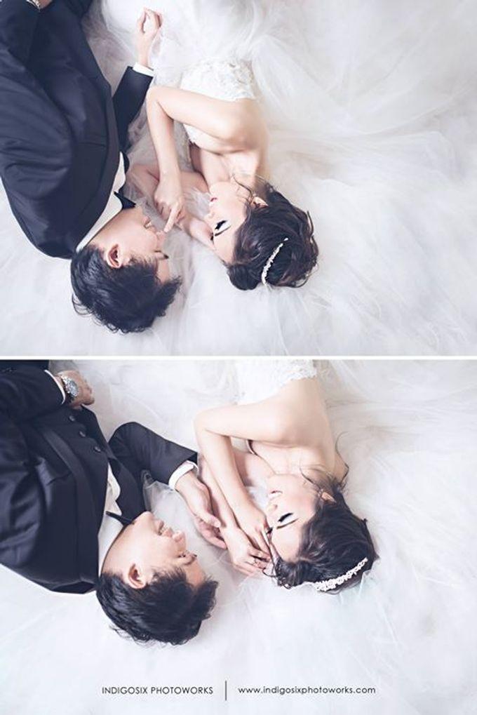 prewedding studio teaser by ricky and nina by VERONIKA VIDYANITA - 008
