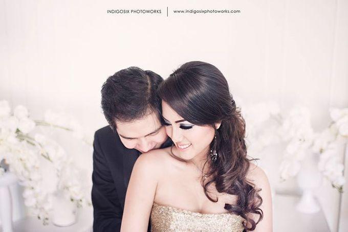 prewedding studio teaser by ricky and nina by VERONIKA VIDYANITA - 010