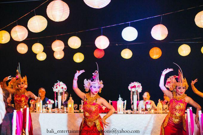 Balinese Dances by Bali Wedding Entertainment - 007