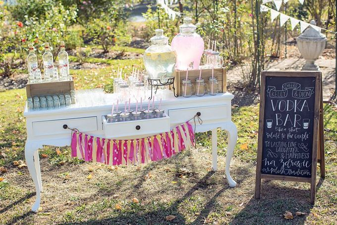 Vintage Vineyard Affair by Classique Event - 025