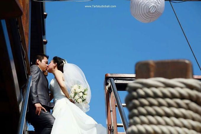 Hendry Linda Prewedding by 7 Arts Studio Bali - 026