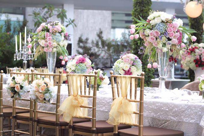 Djeffri & Steffanny Wedding by Blooming Elise Flowers - 008