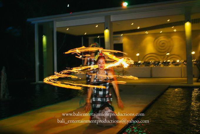 FIRE DANCE by Bali Wedding Entertainment - 005