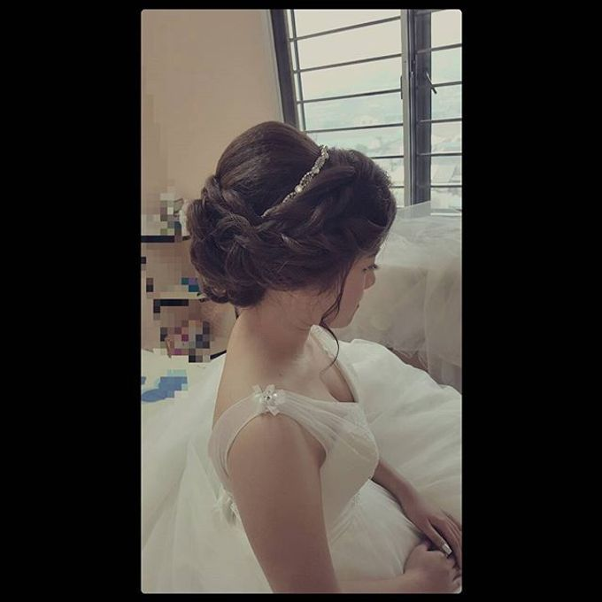 ALLY CHOONG BRIDAL MAKE UP & HAIR STYLING by Ally Choong . Make Over - 006