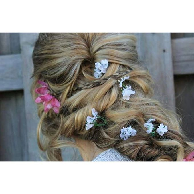 Hairstyles  by C.E Bridal - 014