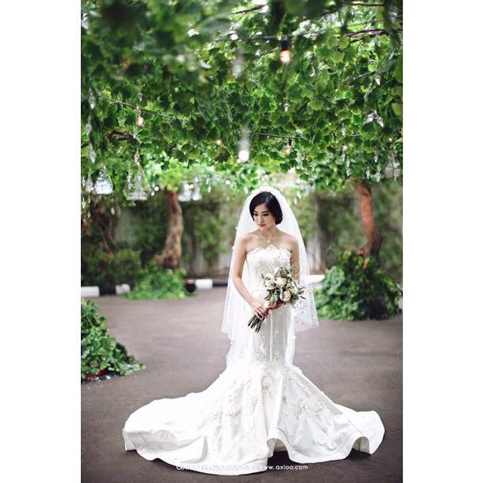 Classic + Rustic Wedding of Kalvin & Syella by Jennifer Natasha - Jepher - 006