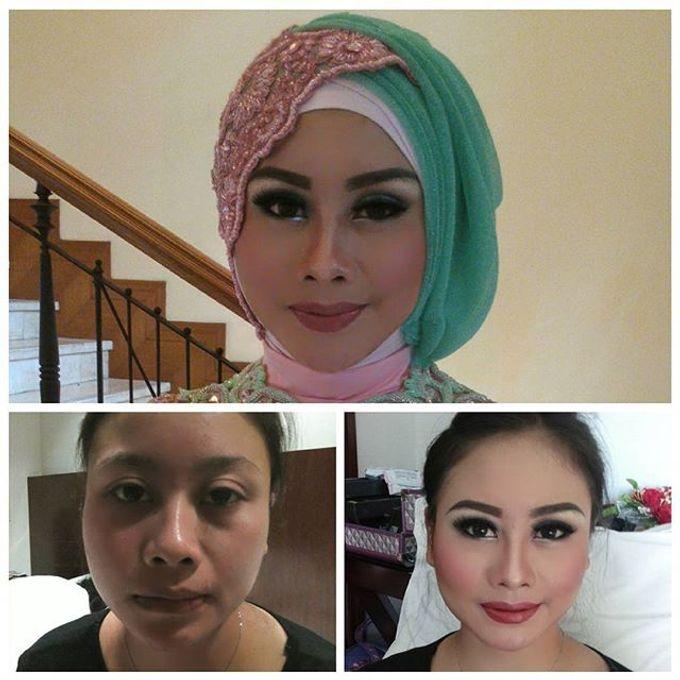 Make up and Hijab Stylist by OCIE Mua - 019