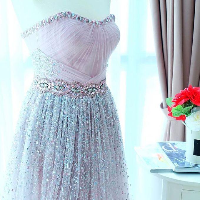 NEW ARRIVALS -EVENING DRESS by LAMIIK BRIDAL - 045