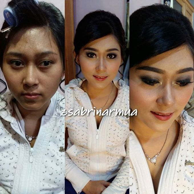 Before after by zsabrinar Makeupartis - 015
