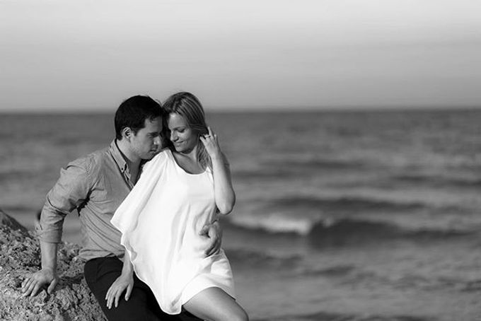 Engagement Photography in Florida by Couture Bridal Photography - 025