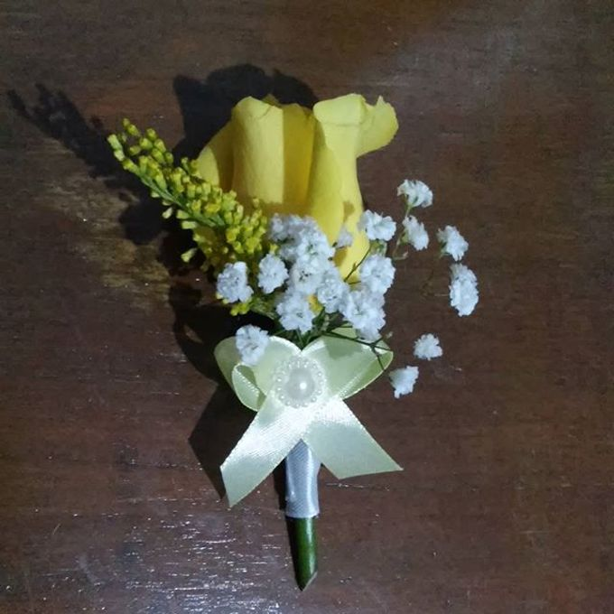 hand bouquet fresh flower for martha by nanami florist | Bridestory.com