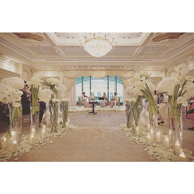An overview of our weddings and events. by Luxe Paris Events - 024