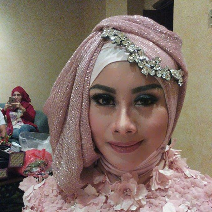 Make up and Hijab Stylist by OCIE Mua - 018