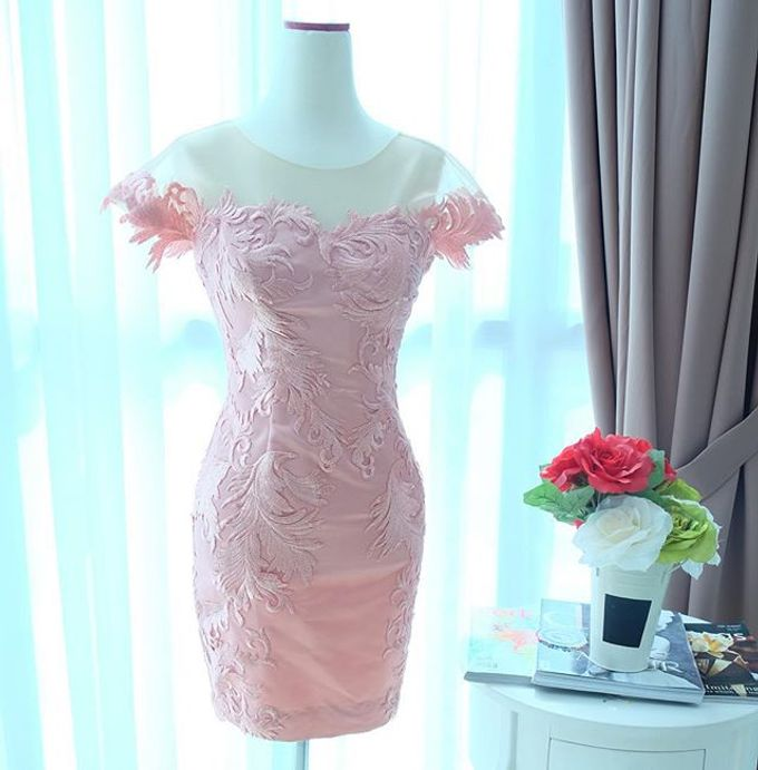 NEW ARRIVALS - COCKTAIL DRESS by LAMIIK BRIDAL - 007