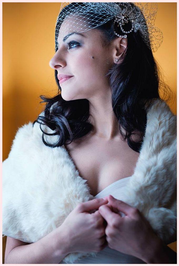 Diana and Corey Wedding by Lari Manz Hair & Makeup - 003