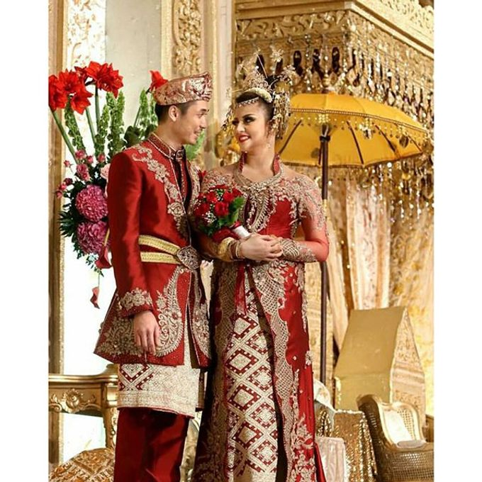 Modern Wedding of Indah and Hazieq by Watie Iskandar Wedding Decoration & Organizer - 003