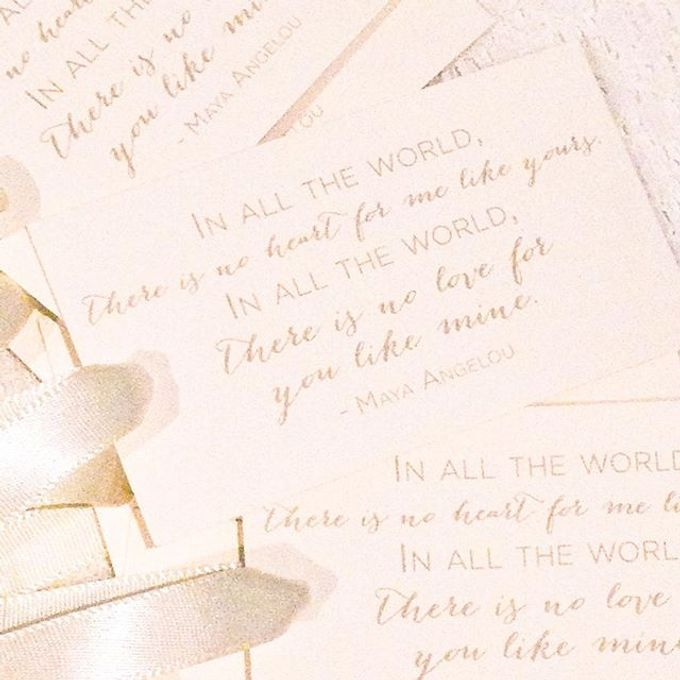 Wedding stationery portfolio  by Hello Beautiful Designs - 008