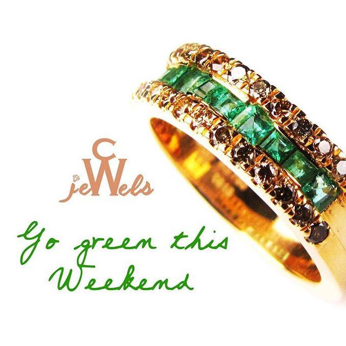 Custom made  by CW Jewels - 033
