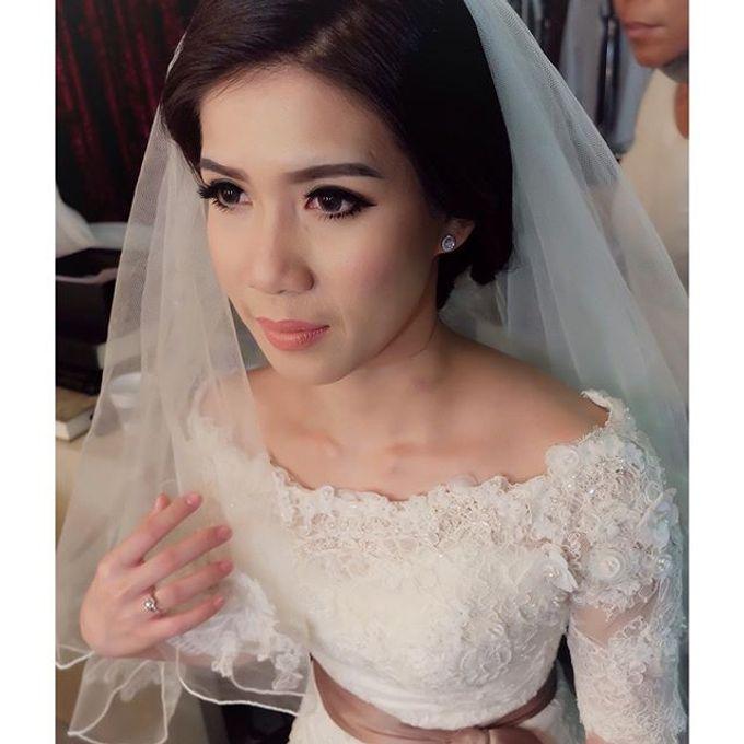 Prewedding Make Up Ms Hellen by Maria lim Makeup - 001