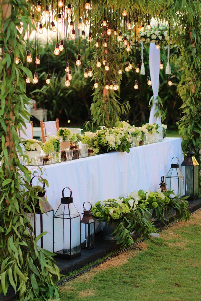 Reza & Anita by Bali Wedding Vows - 007