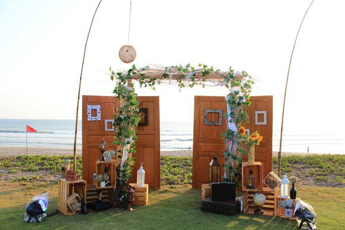 Reza & Anita by Bali Wedding Vows - 009
