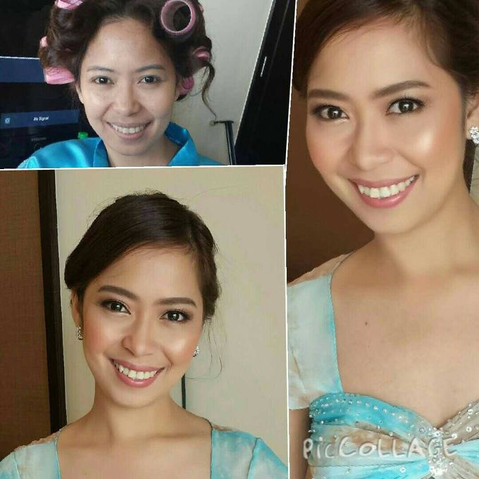 More Airbrushed Fabulous BRIDES by Makeupbykristine - 002