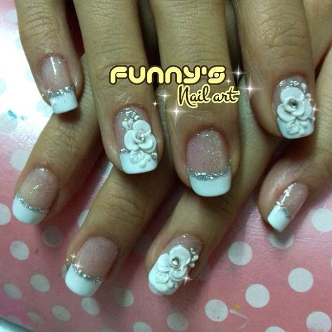 Sept- Oct by Funny's Nail art - 005