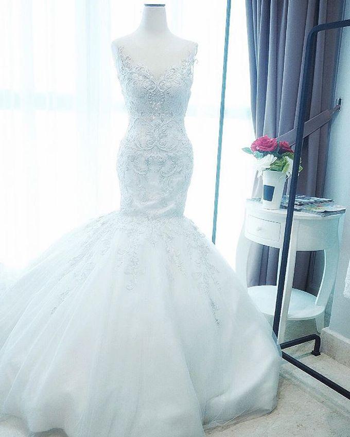 NEW ARRIVALS - WEDDING DRESS by LAMIIK BRIDAL - 040