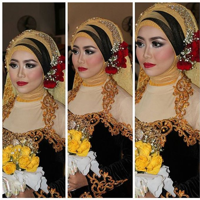 WEDDING AISYAH by NANA Rias Pengantin - 001