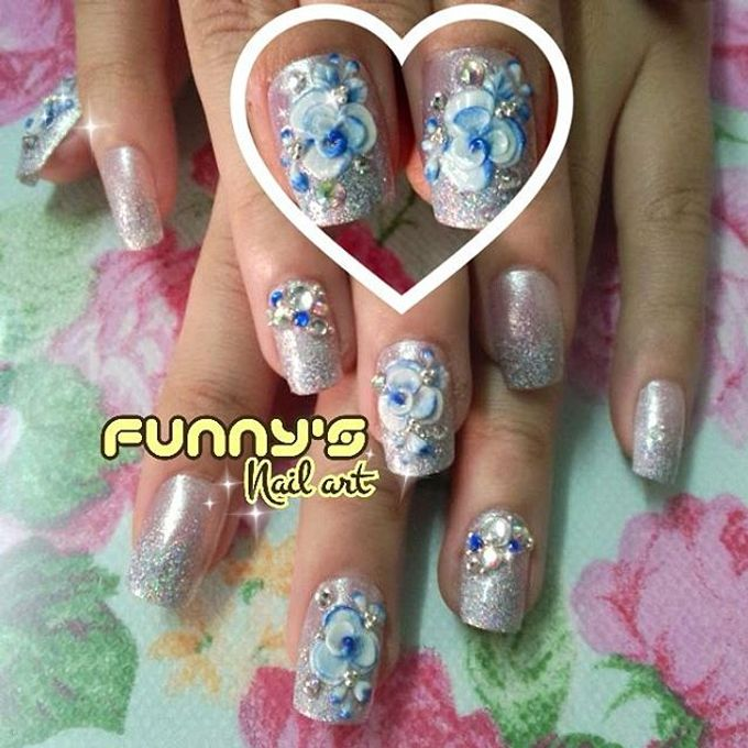 Sept- Oct by Funny's Nail art - 004
