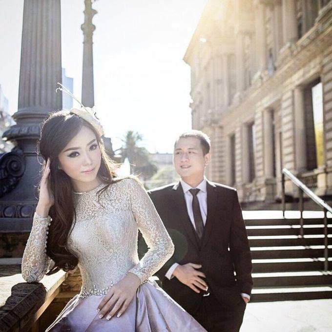 Prewedding Photoshoot by Fedya Make Up Artist - 020
