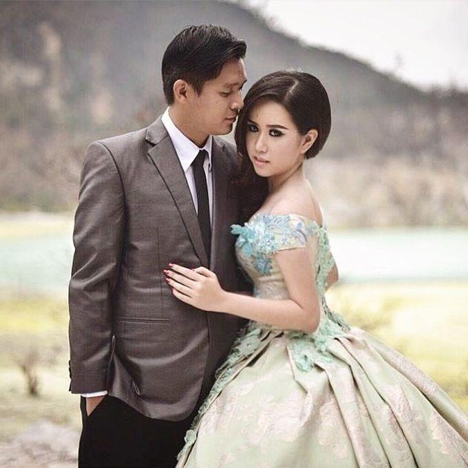 Prewedding Photoshoot by Fedya Make Up Artist - 017
