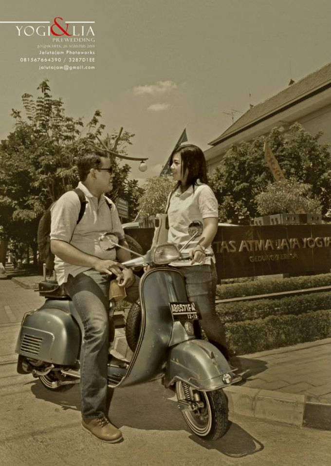 Foto Prewedding by Jalutajam Photoworks - 001