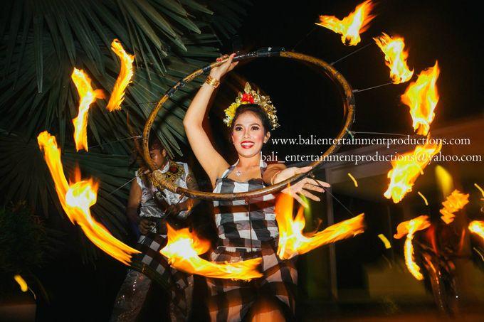 FIRE DANCE by Bali Wedding Entertainment - 006