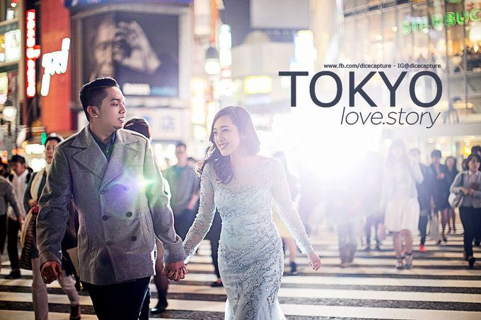 Tokyo Love Story by Thesa Kristal Sulam - 001