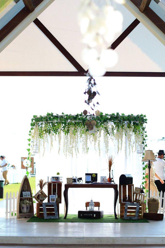 Reza & Anita by Bali Wedding Vows - 015