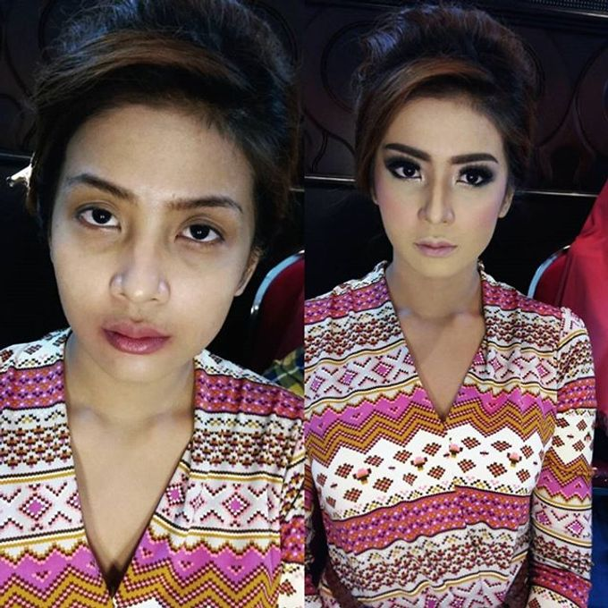 Before after by zsabrinar Makeupartis - 010