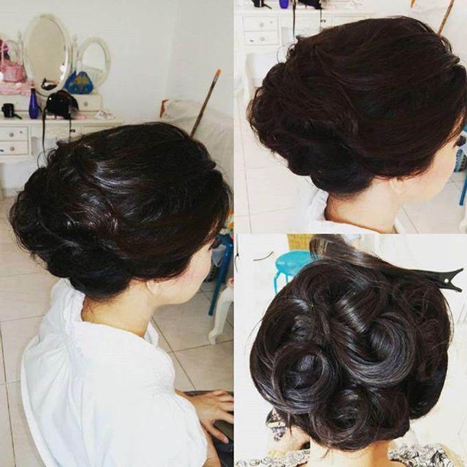 hair & makeup by zsabrinar Makeupartis - 018