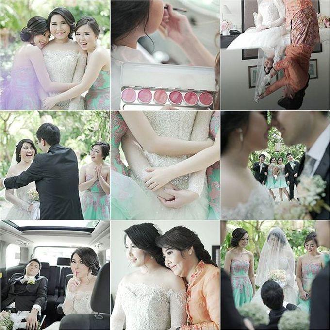 Wedding Day of Winston & Nia by Icreation - 001