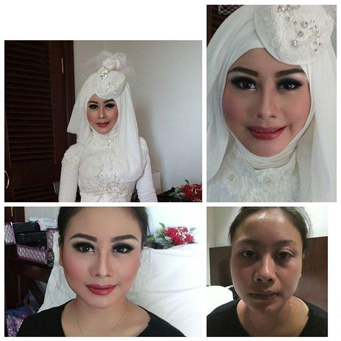 Make up and Hijab Stylist by OCIE Mua - 021