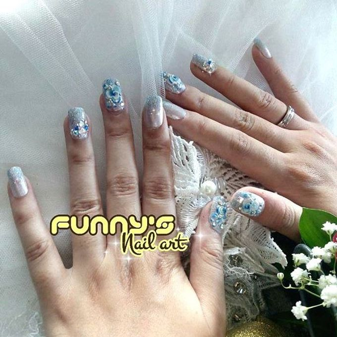 Sept- Oct by Funny's Nail art - 008