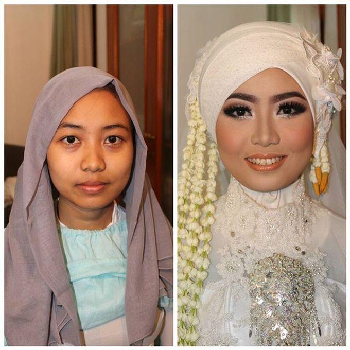 WEDDING AISYAH by NANA Rias Pengantin - 004